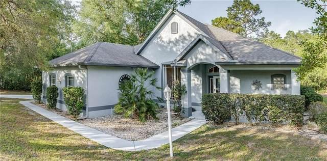 5856 N Pecan Way, Beverly Hills, FL 34465 (MLS #801201) :: Plantation Realty Inc.