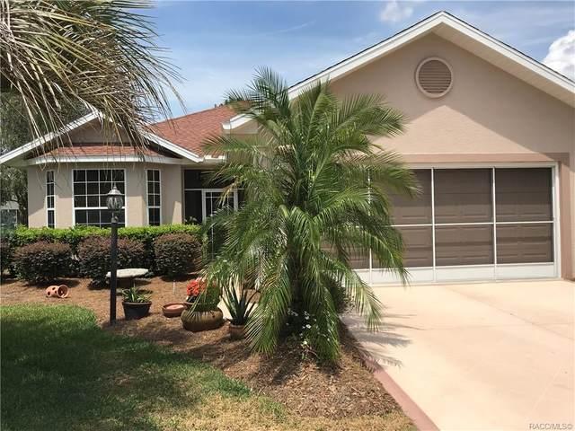1957 W Chelsea Ann Way, Lecanto, FL 34461 (MLS #801262) :: Plantation Realty Inc.