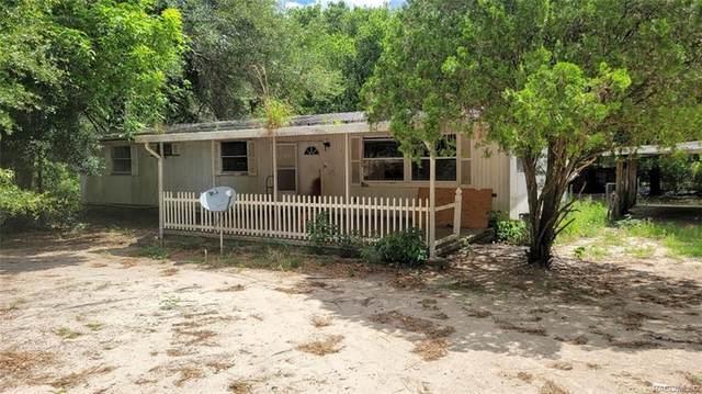 11535 S Turner Avenue, Floral City, FL 34436 (MLS #801272) :: Plantation Realty Inc.