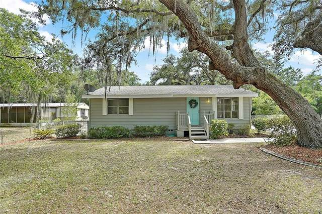 3950 E Camp Izzard Place, Dunnellon, FL 34434 (MLS #801351) :: Plantation Realty Inc.