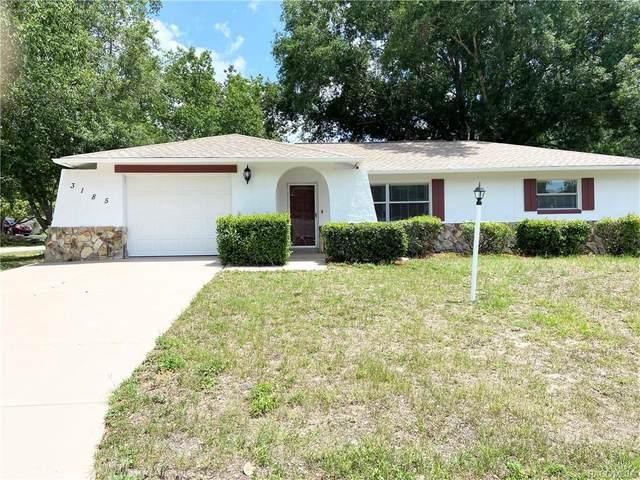 3185 N Camomile Way, Beverly Hills, FL 34465 (MLS #801354) :: Plantation Realty Inc.
