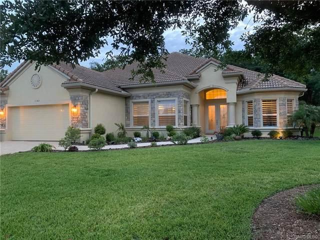 1142 N Hunt Club Drive NW C, Hernando, FL 34442 (MLS #801378) :: Plantation Realty Inc.