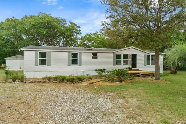 6225 S Esmeralda Terrace, Lecanto, FL 34448 (MLS #801391) :: Plantation Realty Inc.