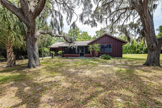 3519 S Claridge Avenue, Homosassa, FL 34448 (MLS #801393) :: Plantation Realty Inc.