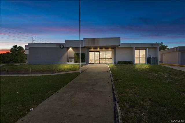 5 William Tell Lane, Beverly Hills, FL 34465 (MLS #801397) :: Plantation Realty Inc.