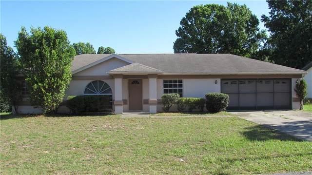 2109 W Silver Hill Lane, Lecanto, FL 34461 (MLS #801401) :: Plantation Realty Inc.