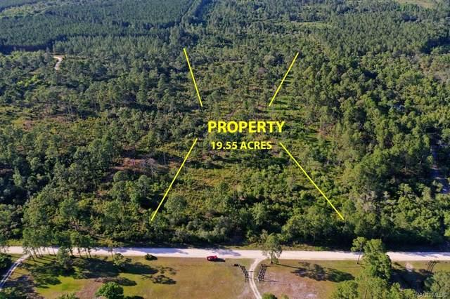 0001 SW 52nd Place, Cedar Key, FL 32625 (MLS #801429) :: Plantation Realty Inc.