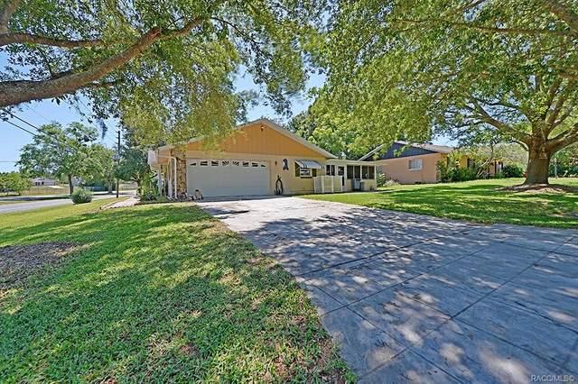 3205 N Starflower Terrace, Beverly Hills, FL 34465 (MLS #801432) :: Pristine Properties