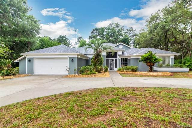 2230 W Pine Ridge Boulevard, Beverly Hills, FL 34465 (MLS #801438) :: Plantation Realty Inc.