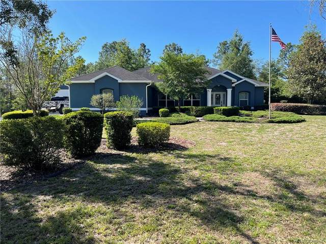 18417 SW 66th Loop, Dunnellon, FL 34432 (MLS #801439) :: Plantation Realty Inc.