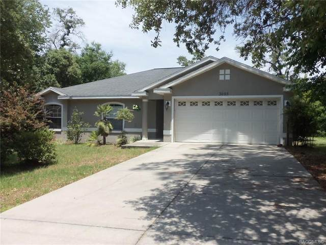3093 W Edison Place, Citrus Springs, FL 34433 (MLS #801442) :: Plantation Realty Inc.