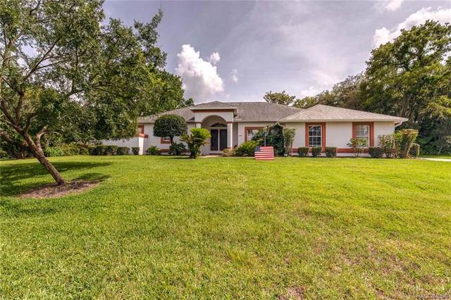 580 E Keller Court, Hernando, FL 34442 (MLS #801445) :: Plantation Realty Inc.