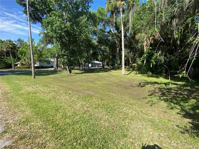 580 Miller Creek Road, Crystal River, FL 34428 (MLS #801446) :: Plantation Realty Inc.