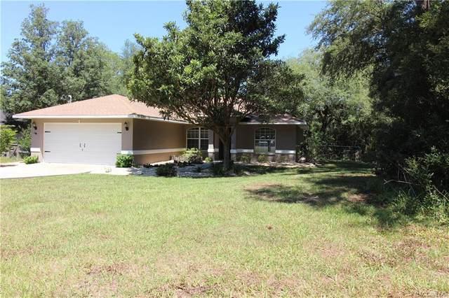 8474 N Bolder Drive, Citrus Springs, FL 34434 (MLS #801461) :: Plantation Realty Inc.