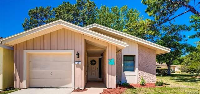 50 Golfview Drive, Homosassa, FL 34446 (MLS #801475) :: Plantation Realty Inc.