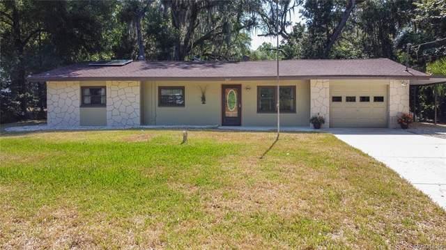 3617 N Hiawatha Terrace, Crystal River, FL 34428 (MLS #801476) :: Plantation Realty Inc.