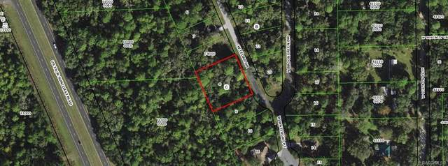 11066 W Cedar Lake Drive, Crystal River, FL 34428 (MLS #801505) :: Plantation Realty Inc.