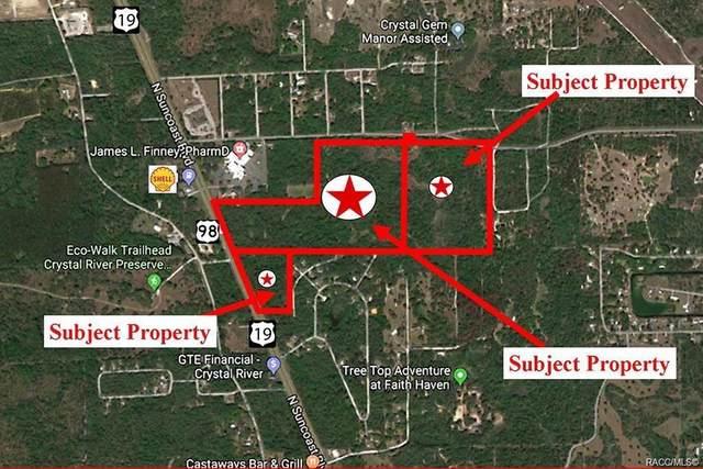 6059 N Suncoast Boulevard, Crystal River, FL 34428 (MLS #801607) :: Plantation Realty Inc.