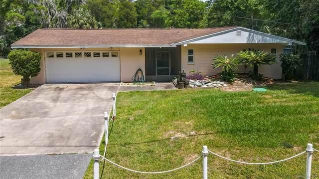 3603 N Suwannee Point, Crystal River, FL 34428 (MLS #801632) :: Plantation Realty Inc.