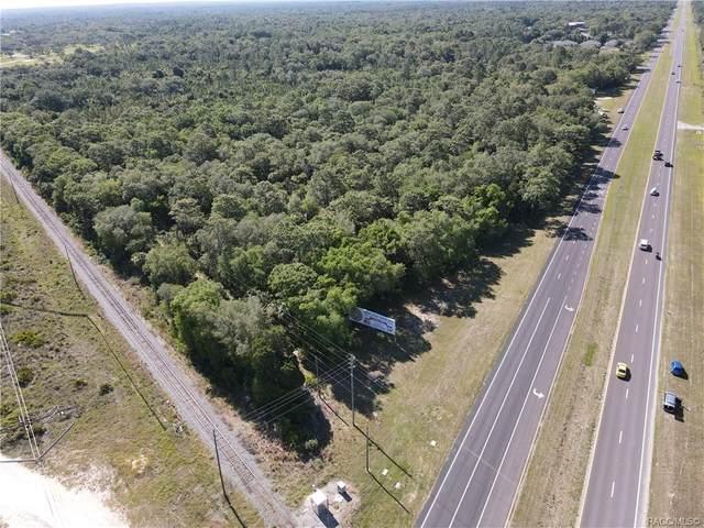 6221 N Suncoast Boulevard, Crystal River, FL 34428 (MLS #801637) :: Plantation Realty Inc.