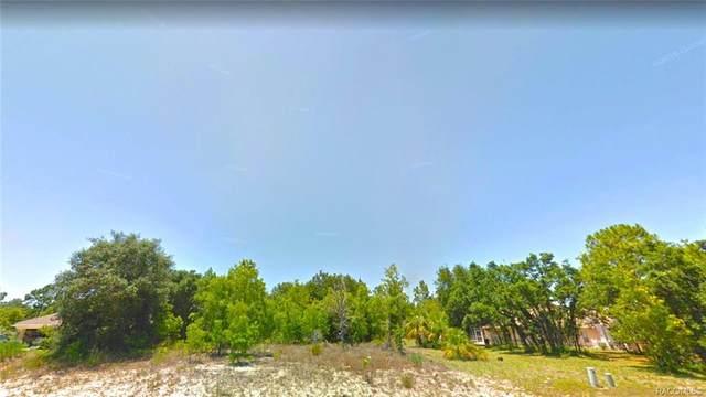 48 Greenpark Boulevard, Homosassa, FL 34446 (MLS #801646) :: Plantation Realty Inc.