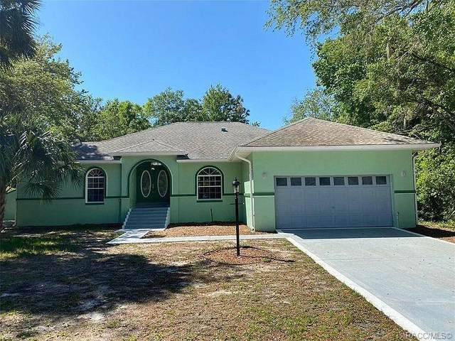 11124 W Thoreau, Crystal River, FL 34428 (MLS #801775) :: Plantation Realty Inc.