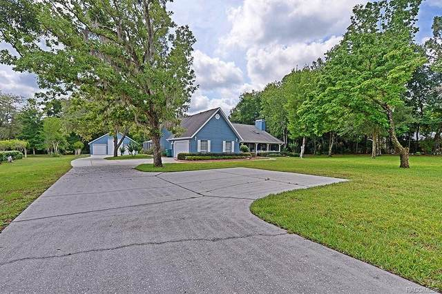 1141 N Carnevale Terrace, Lecanto, FL 34461 (MLS #801792) :: Plantation Realty Inc.