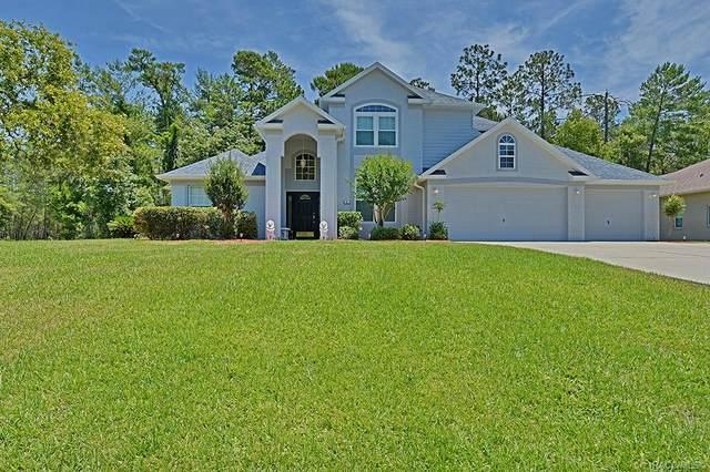 1 Tea Rose Street, Homosassa, FL 34446 (MLS #801799) :: Plantation Realty Inc.
