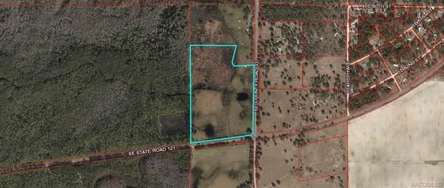 0 SE County Road 337, Morriston, FL 32668 (MLS #801823) :: Plantation Realty Inc.