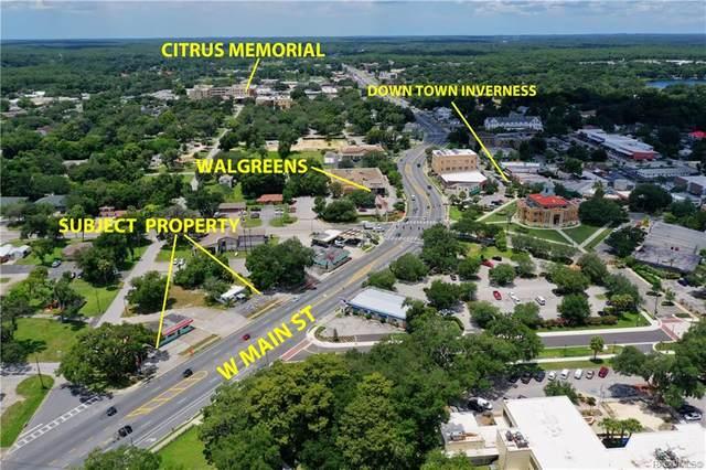 110 S Us Hwy 41, Inverness, FL 34450 (MLS #801829) :: Plantation Realty Inc.