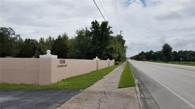 1588 & 1540 & 1510 S Lecanto Highway, Lecanto, FL 34461 (MLS #801864) :: Plantation Realty Inc.