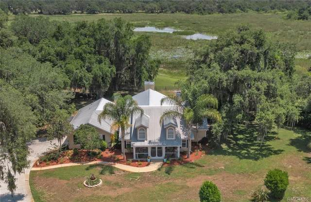 8921 E Sweetwater Drive, Inverness, FL 34450 (MLS #801933) :: Plantation Realty Inc.