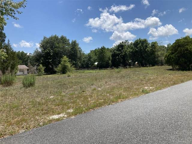 00000 195th Place, Dunnellon, FL 34433 (MLS #801959) :: Plantation Realty Inc.