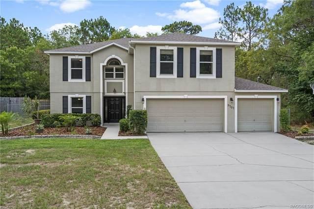 9707 N Choir Terrace, Citrus Springs, FL 34433 (MLS #802058) :: Dalton Wade Real Estate Group