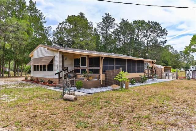7289 S Sesame Street Terrace, Homosassa, FL 34446 (MLS #802083) :: Plantation Realty Inc.
