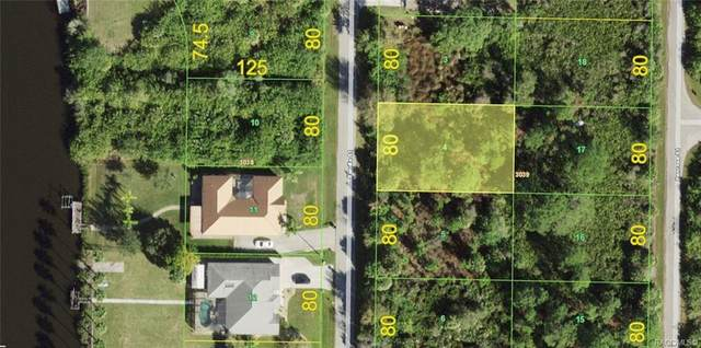 2034 Sandia Street, Port Charlotte, FL 33953 (MLS #802108) :: Plantation Realty Inc.