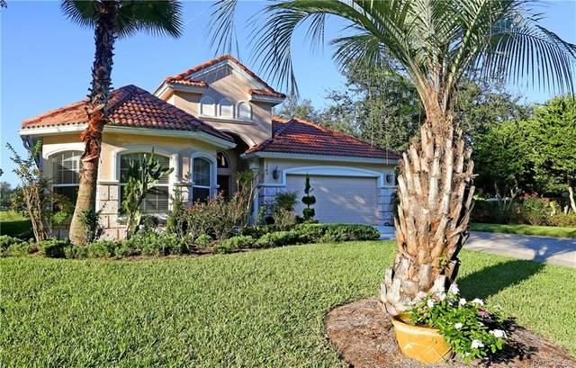 1680 N Lake Marie Terrace, Hernando, FL 34442 (MLS #802116) :: Plantation Realty Inc.