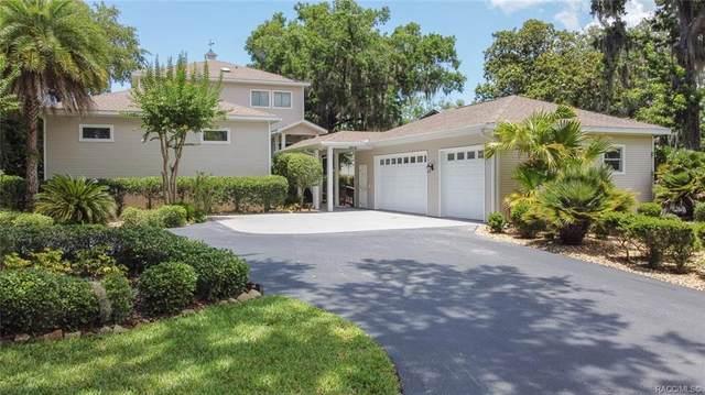 1306 SE Kings Bay Drive, Crystal River, FL 34429 (MLS #802131) :: Pristine Properties