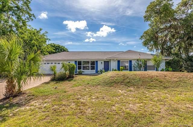 3845 N Seminole Point, Crystal River, FL 34428 (MLS #802144) :: Plantation Realty Inc.