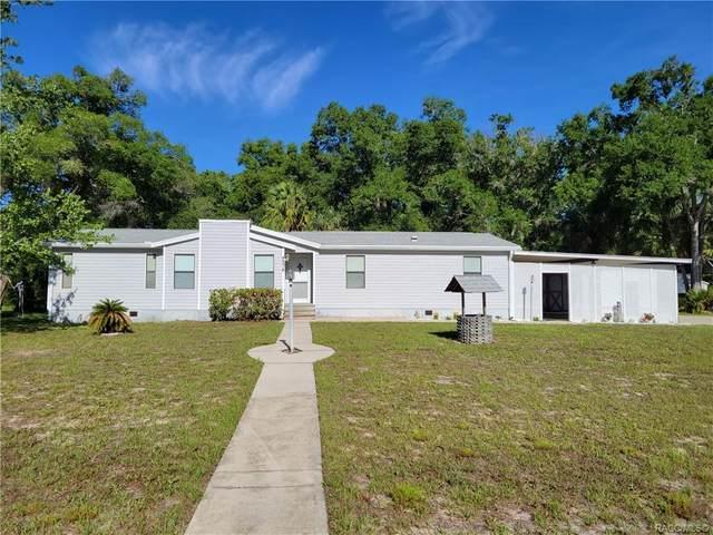 4278 N Weewahi Point, Crystal River, FL 34428 (MLS #802196) :: Plantation Realty Inc.