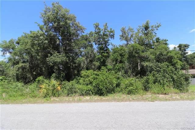 757a S Terri Point, Inverness, FL 34450 (MLS #802198) :: Plantation Realty Inc.