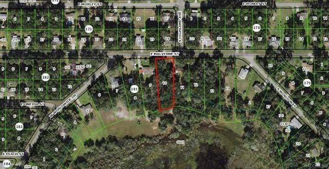 6542 E Malverne Street, Inverness, FL 34452 (MLS #802206) :: Plantation Realty Inc.