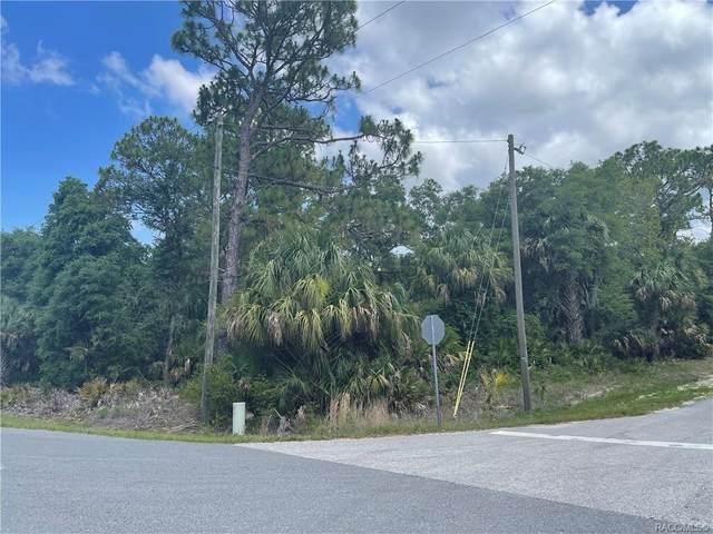 7512 N Bitteroot Drive, Crystal River, FL 34428 (MLS #802232) :: Plantation Realty Inc.