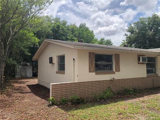 14 Della Street, Beverly Hills, FL 34465 (MLS #802238) :: Plantation Realty Inc.
