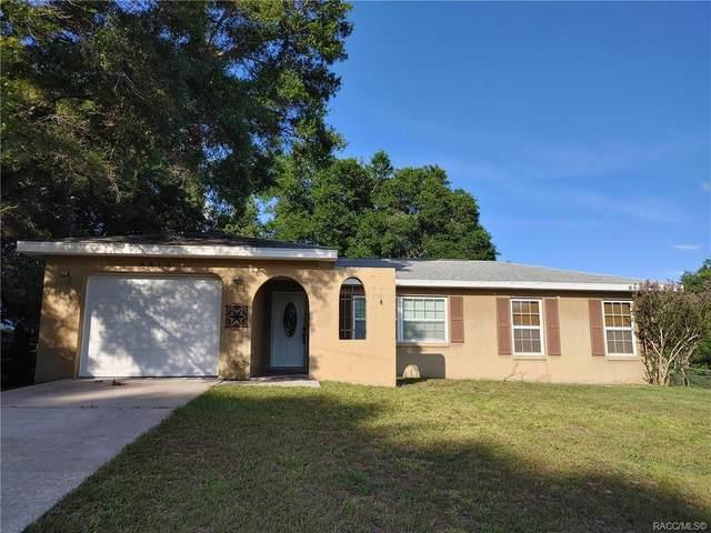 8819 N Joann Drive, Citrus Springs, FL 34434 (MLS #802327) :: Plantation Realty Inc.