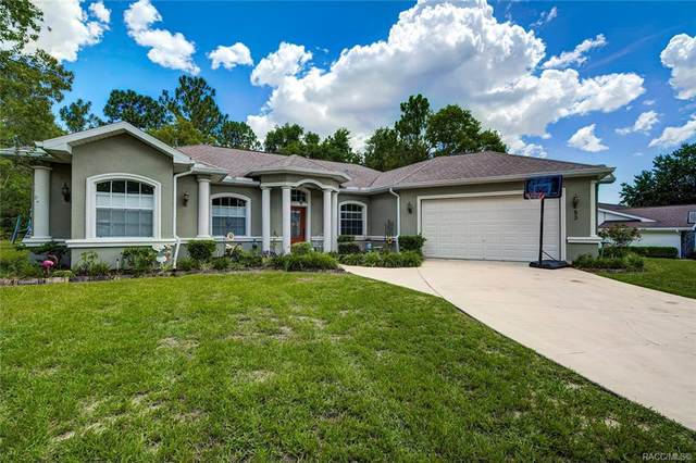 53 Linder Circle, Homosassa, FL 34446 (MLS #802341) :: Plantation Realty Inc.