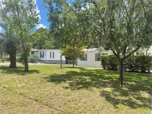 8444 S Lake Consuella Drive, Floral City, FL 34436 (MLS #802344) :: Plantation Realty Inc.