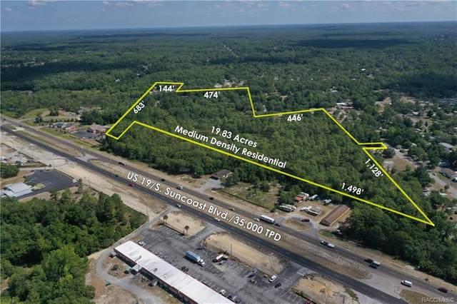 7630 W Merry Lane, Homosassa, FL 34446 (MLS #802355) :: Plantation Realty Inc.