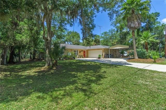 6710 S Beagle Drive, Homosassa, FL 34448 (MLS #802370) :: Plantation Realty Inc.