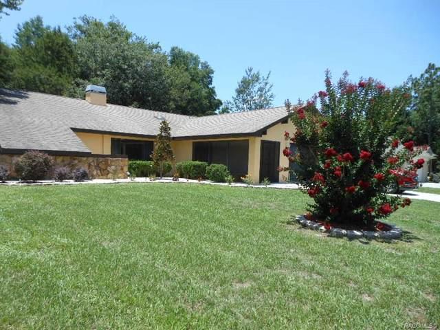 10 Hemlock Court S, Homosassa, FL 34446 (MLS #802371) :: Plantation Realty Inc.